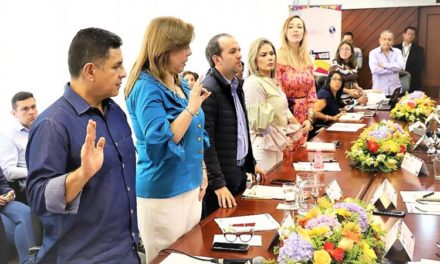 El Comité Organizador de los Panamericanos Junior se reunió en Cali