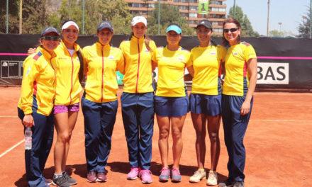Equipo Colombia Colsanitas permanecerá en el Grupo I Américas de Fed Cup