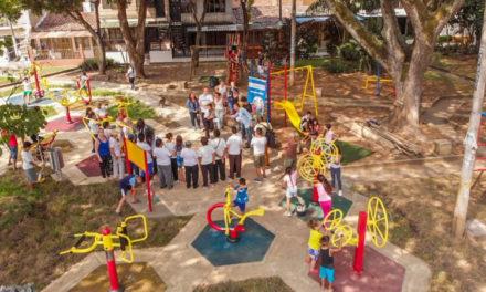 Gobernación del Valle sigue impactando con obras de infraestructura deportiva