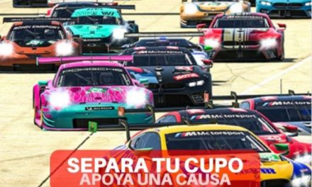 Primer Campeonato Online de carreras de autos como campaña benéfica por coronavirus