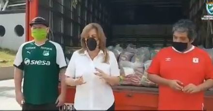 Barras del Deportivo Cali y América reciben ayudas de la Gobernación del Valle por crisis de coronavirus