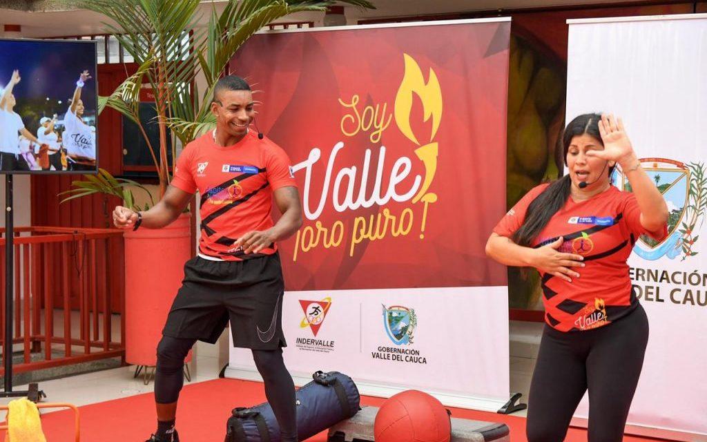 El Valle del Cauca celebró el Día Mundial de la Actividad Física en época del coronavirus