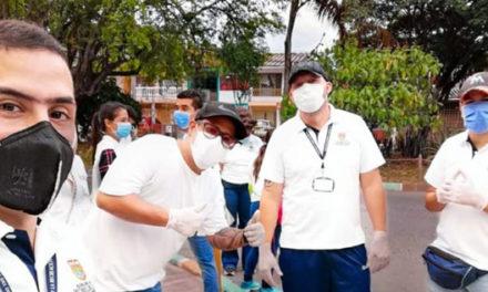 Secretaría de Deporte de Cali apoya a líderes deportivos comunitarios en crisis por coronavirus