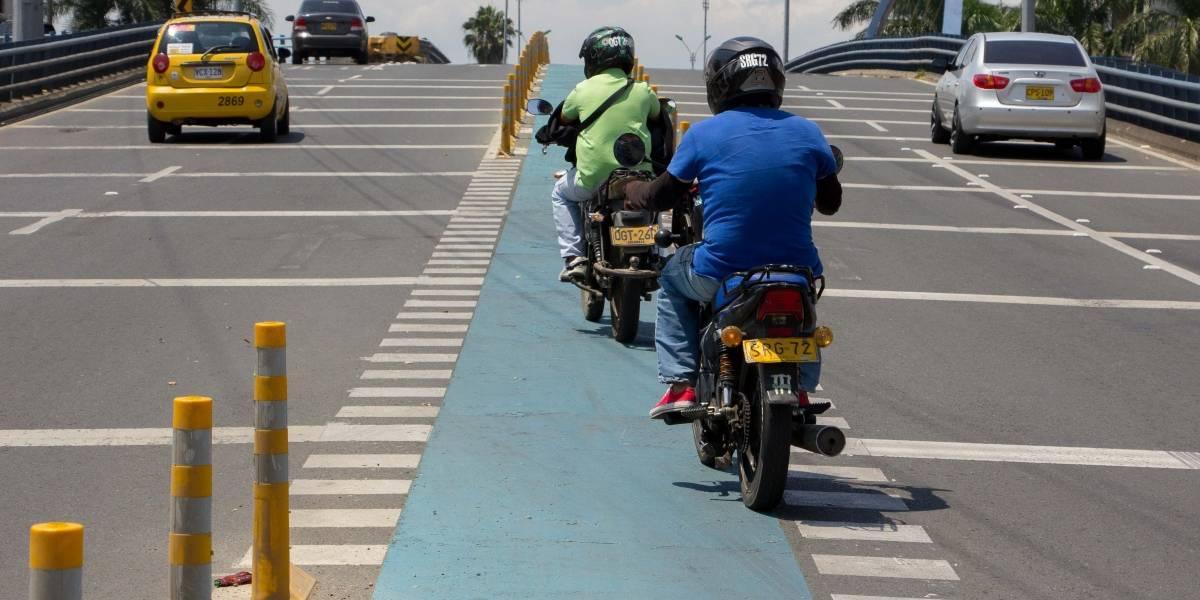 Asociación de Motociclismo de Cali solicita suspender restricción en circulación de las motocicletas