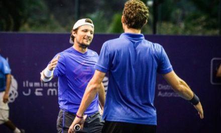 Tenista vallecaucano Nicolás Barrientos dio positivo en la prueba del coronavirus