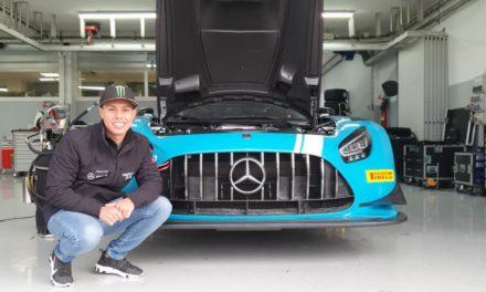 Óscar Tunjo anuncia su temporada en el Campeonato GT World Challenge en Europa
