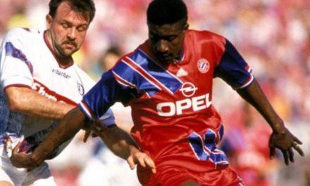 Gol de Adolfo el 'Tren' Valencia con Bayern Múnich fue recordado por la Bundesliga