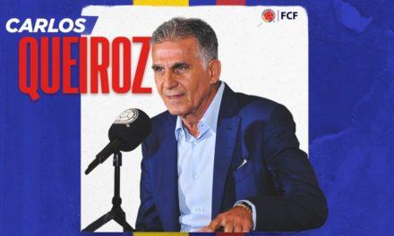 """""""El fútbol debe adoptar una nueva y diferente forma de pensar y actuar"""": Carlos Queiroz"""