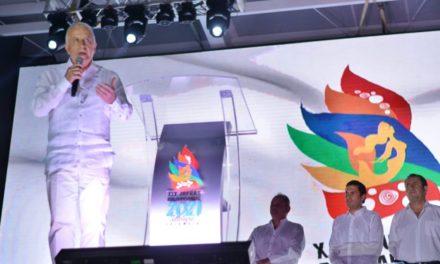 ODEBO aplazó los XIX Juegos Bolivarianos de Valledupar para el 2022