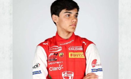Sebastián Montoya consiguió doble top 10 en GP Virtual de España de la F2