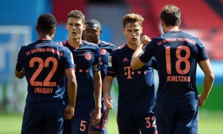 El todopoderoso Bayern Múnich, archifavorito para ganar la Copa de Alemania