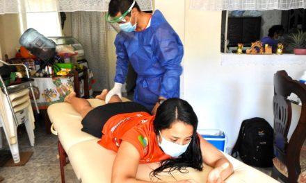 Deportistas del Valle tendrá visitas domiciliarias por profesionales del Centro de Medicina Deportiva