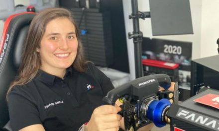 Tatiana Calderón ya tienen fecha para regresar a la pista internacional