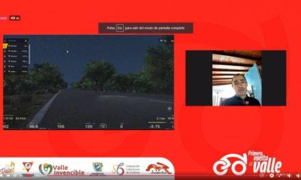 La Vuelta al Valle Virtual se cerró con broche de oro tras cuatro jornadas