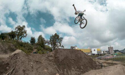Los mejores del BMX Freestyle se darán cita en el Dirt Jump Live 2020