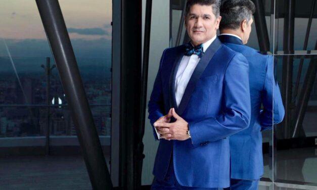 Eddy Herrera celebrará su nominación a los Premios Grammy con un concierto virtual