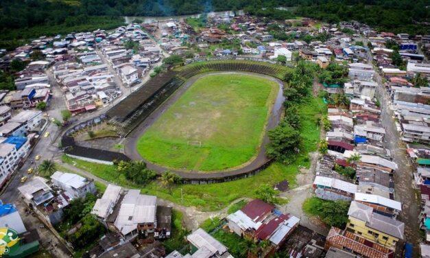 Estadio de Buenaventura será remodelado gracias a la inversión de la Gobernación del Valle