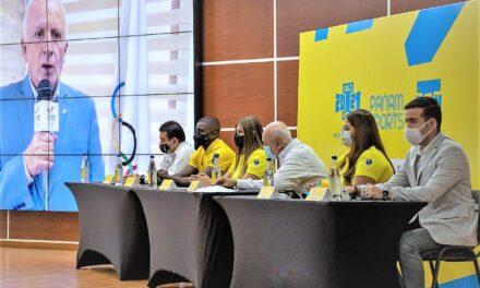 El programa de voluntarios de los Juegos Panamericanos Junior llega a los 3000