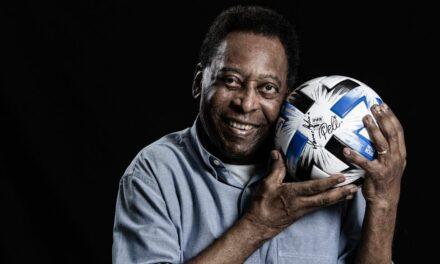 Pelé, la leyenda del fútbol mundial, cumple 80 años
