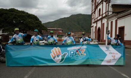 Llegan las 'Rutas por la Paz' para recorrer el Valle del Cauca en bicicleta