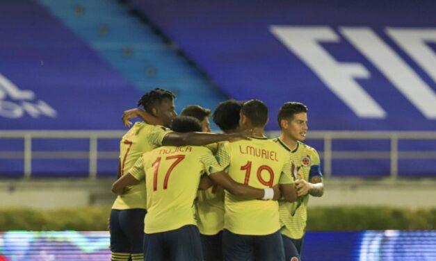 Buscan recogebolas para el partido de eliminatorias entre Colombia y Uruguay en Barranquilla