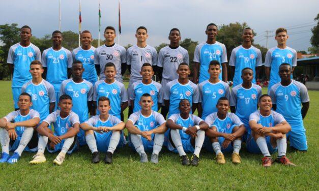 La Selección Valle Infantil masculina de fútbol regresa a prácticas presenciales tras seis meses