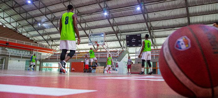 El 'Team Cali Puro Corazón' comenzó con los entrenamientos para la Liga profesional de Baloncesto