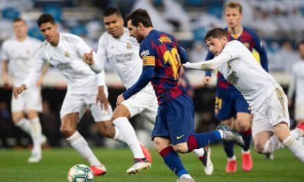 Barcelona y Real Madrid disputarán un clásico español atípico