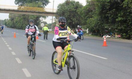 Con 40 kilómetros para el deporte y la diversión llega la Ciclovida 'Valle Invencible'