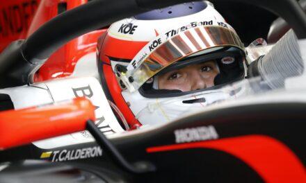 De regreso a Japón, Tatiana Calderón corre en el Circuito de Autopolis