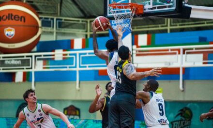 Team Cali ganó a Búcaros en el primer juego de la semifinal de la Liga de Baloncesto