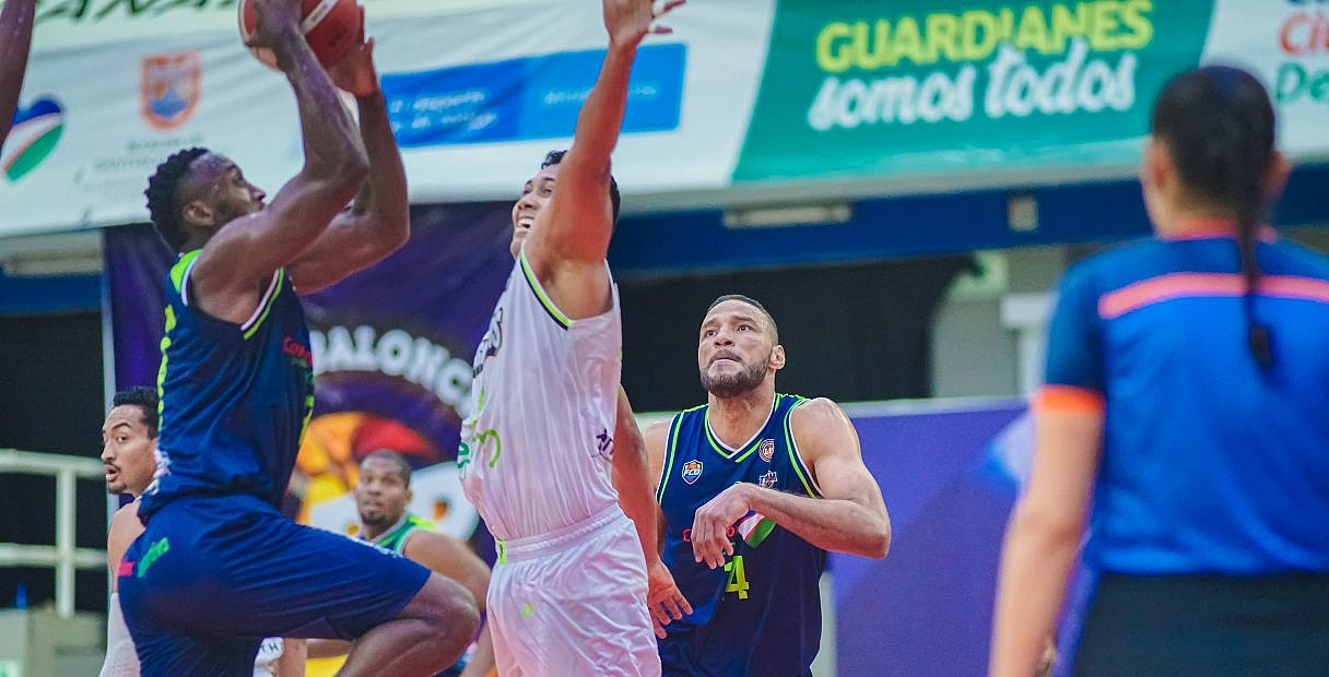 Team Cali debutó en la Liga Profesional de Baloncesto con triunfo ante Tigrillos