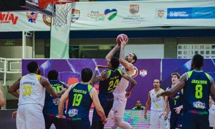 En un partidazo, Búcaros derrotó a Team Cali e igualó la serie semifinal