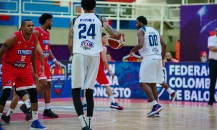 Team Cali y Titanes se disputan el título en la Liga de Baloncesto Profesional