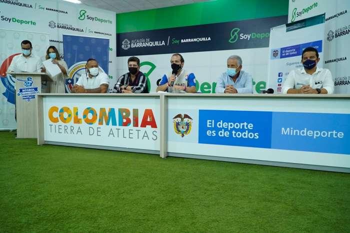 Se realizó el lanzamiento de la Liga Profesional de Béisbol que se jugará en Barranquilla