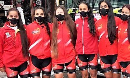 Seis ciclistas vallecaucanas disputan la Vuelta a Colombia Femenina