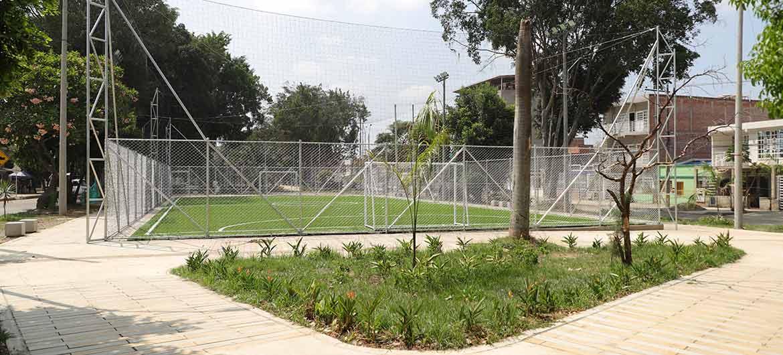 Santiago de Cali estrena nuevos corredores ambientales