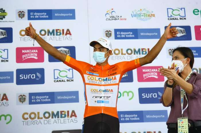 Diego Camargo, una nueva estrella colombiana para el ciclismo mundial
