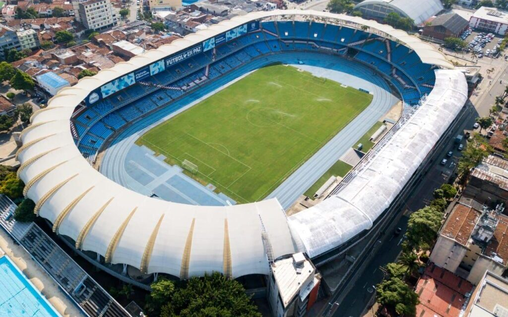 Gobernación del Valle invierte en la iluminación del estadio Pascual Guerrero