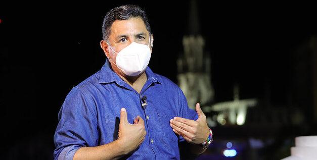 Santiago de Cali implementa toque de queda desde las 8:00 p.m.