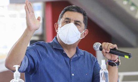 Alcalde de Cali reitera el llamado al autocuidado para prevenir el contagio de covid-19
