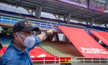 El Pascual Guerrero estrenará un gran Centro de Negocios en la tribuna oriental