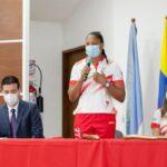 Gobernación del Valle celebró el primer año del triunfo en Juegos Nacionales