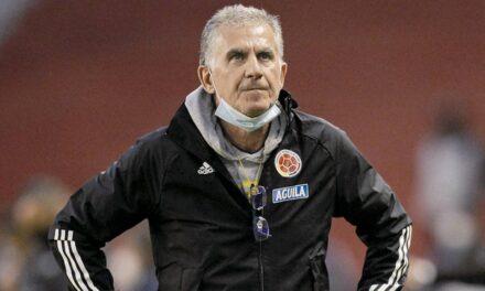 Carlos Queiroz se fue de la Selección Colombia y comienza la búsqueda de su reemplazo