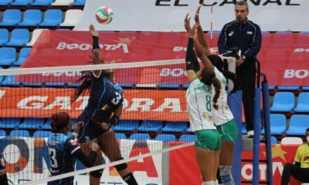 La Escuela Nacional del Deporte fue la mejor en la fase inicial de la Superliga Femenina de Voleibol