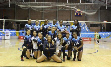 La Escuela Nacional del Deporte clasificó en la Superliga Femenina de Voleibol