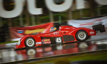 Óscar Tunjo compite en las 6 Horas de Bogotá con el Sesana Racing Team
