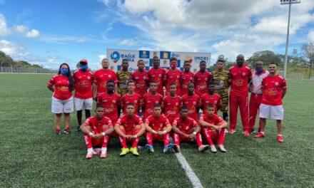 Selección Valle se instaló en las semifinales del Nacional Infantil