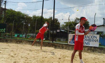 Valle del Cauca va por el título del primer Torneo Tenis-Playa ITF