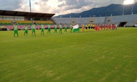 Antioquia superó al Valle del Cauca y es campeón del Nacional Infantil